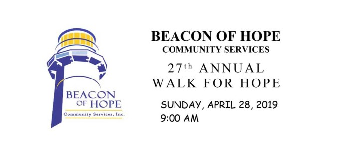 2019 Walk For Hope | Beacon Of Hope